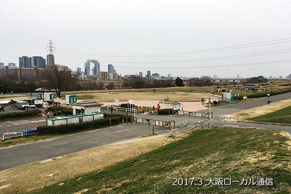 淀川河川公園西中島地区