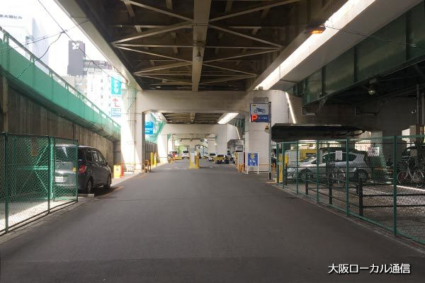 新大阪駅北駐車場