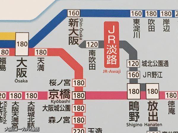 JR東大阪線