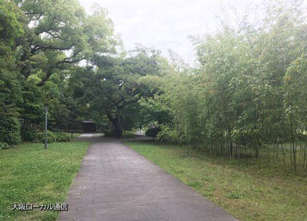 藤田邸後公園