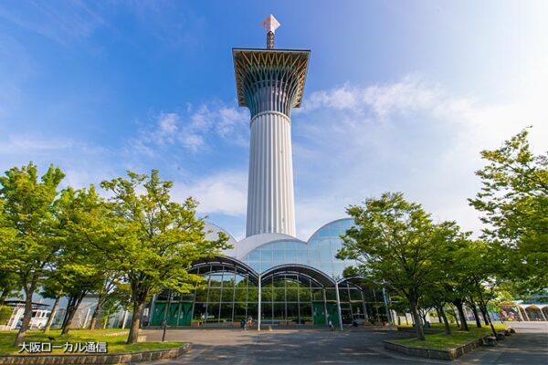 鶴見緑地展望塔